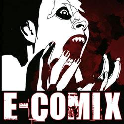 E-Comix logo