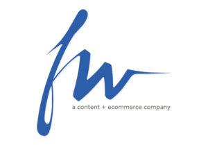 F+W Media logo - modern