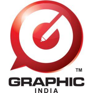 Graphic India logo