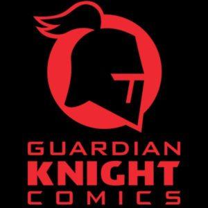 Guardian Knight Comics logo