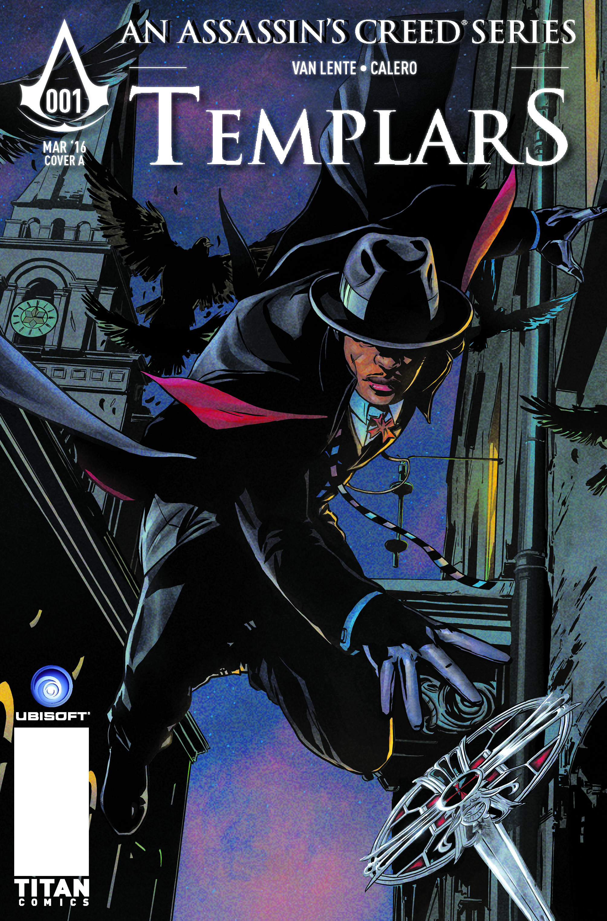 Assassin S Creed Templars 1 Comix Asylum