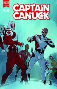 CAPTAIN CANUCK #10