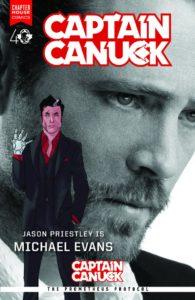 CAPTAIN CANUCK #10 JASON PRIESTLEY