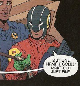 BATMAN #50 Robin is no dummie