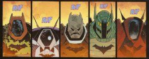 BATMAN #50 adjusting