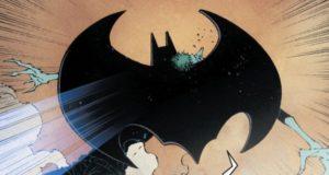 BATMAN #50 batarang