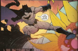 BATMAN #50 booting Bloom