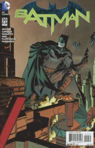 BATMAN #50 cover B