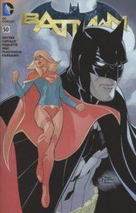 BATMAN #50 cover G