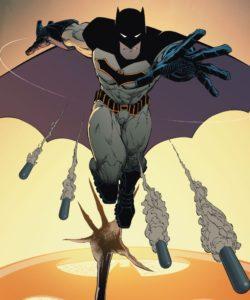BATMAN #50 new threads
