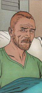 BATMAN #50 recuperating Jim