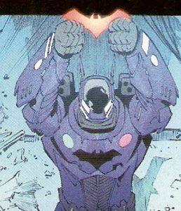 BATMAN #50 resonance