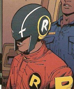 BATMAN #50 rockin' Robin