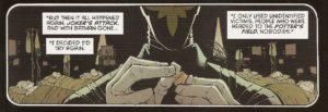 BATMAN #50 roots of Bloom 1