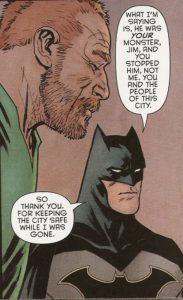 BATMAN #50 separate lives