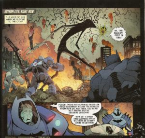 BATMAN #50 sowing seeds of destruction