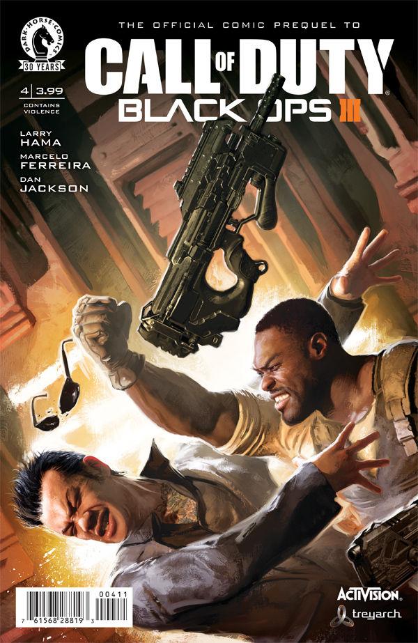Call Of Duty Black Ops Iii 4 Comix Asylum