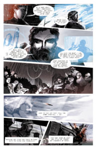 FOURTH PLANET #1 prepare for landing pg. 2
