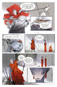 FOURTH PLANET #1 righteous reckoning pg. 17