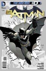 BATMAN {2nd Series} #0