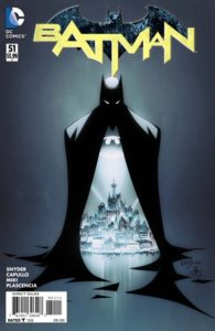 BATMAN {2nd Series} #51