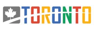 Toronto rainbow logo