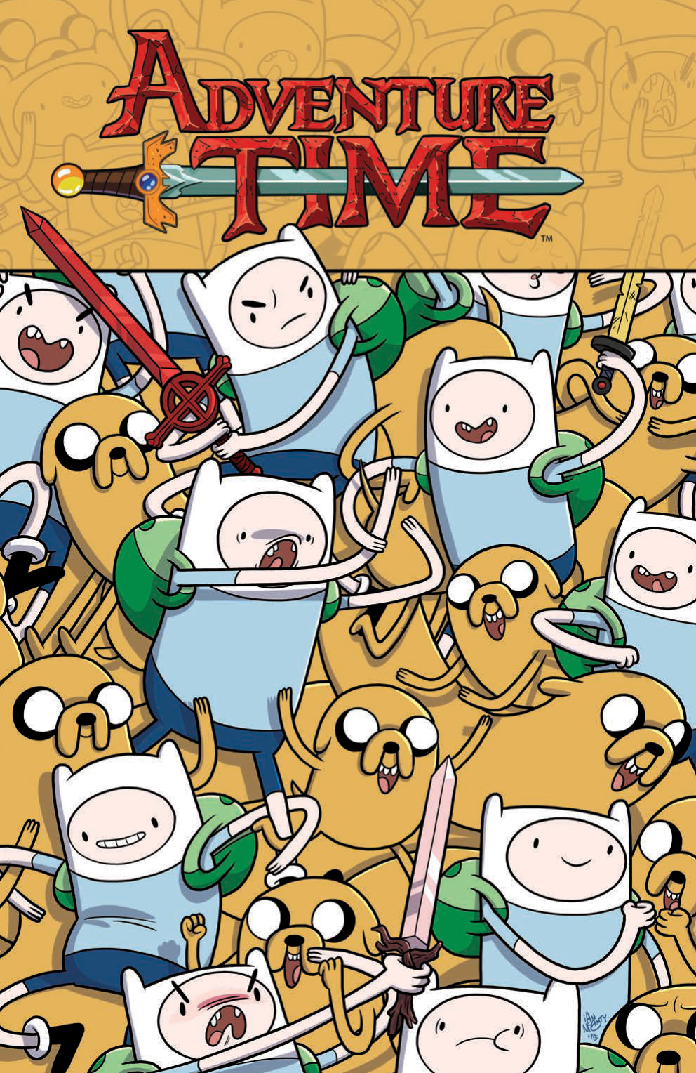 ADVENTURE TIME VOL. 12 SC