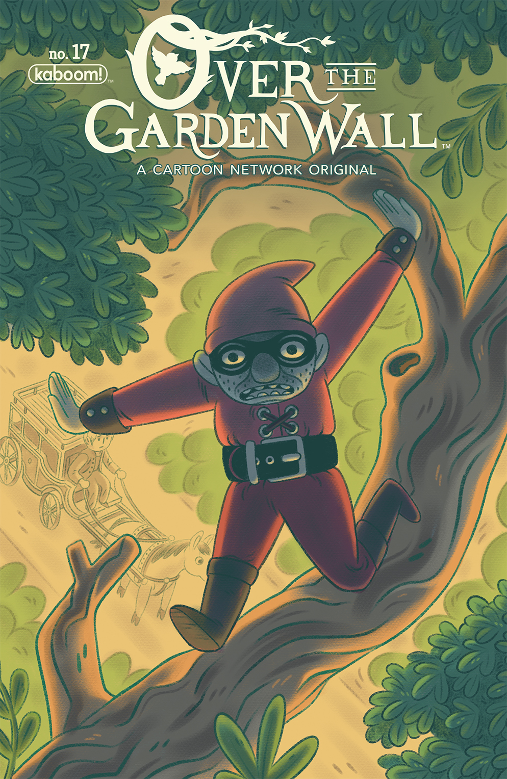 OVER THE GARDEN WALL #17