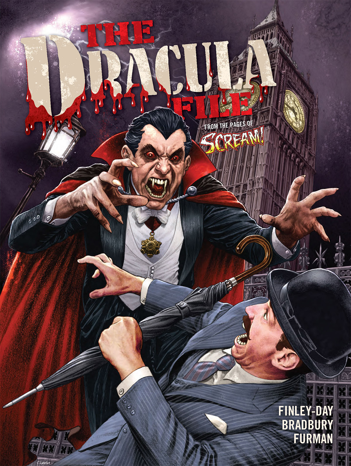 THE DRACULA FILE (UK)