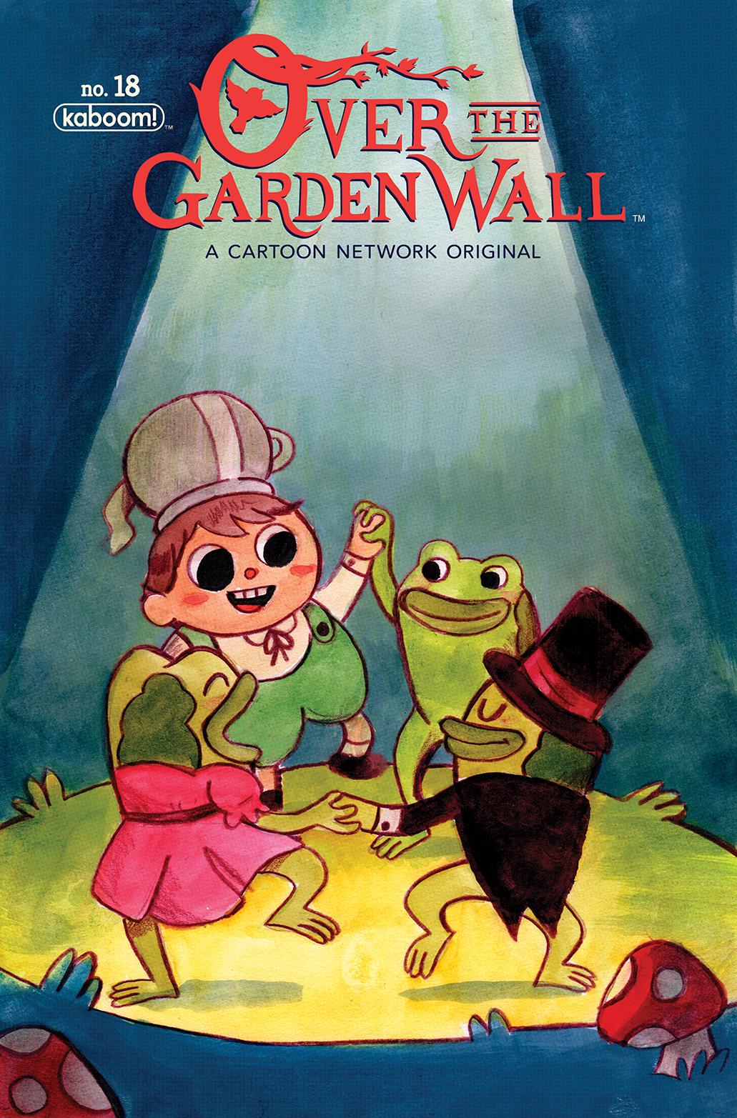 OVER THE GARDEN WALL #18