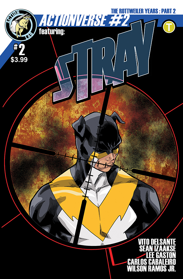 ACTIONVERSE #2 FEATURING STRAY