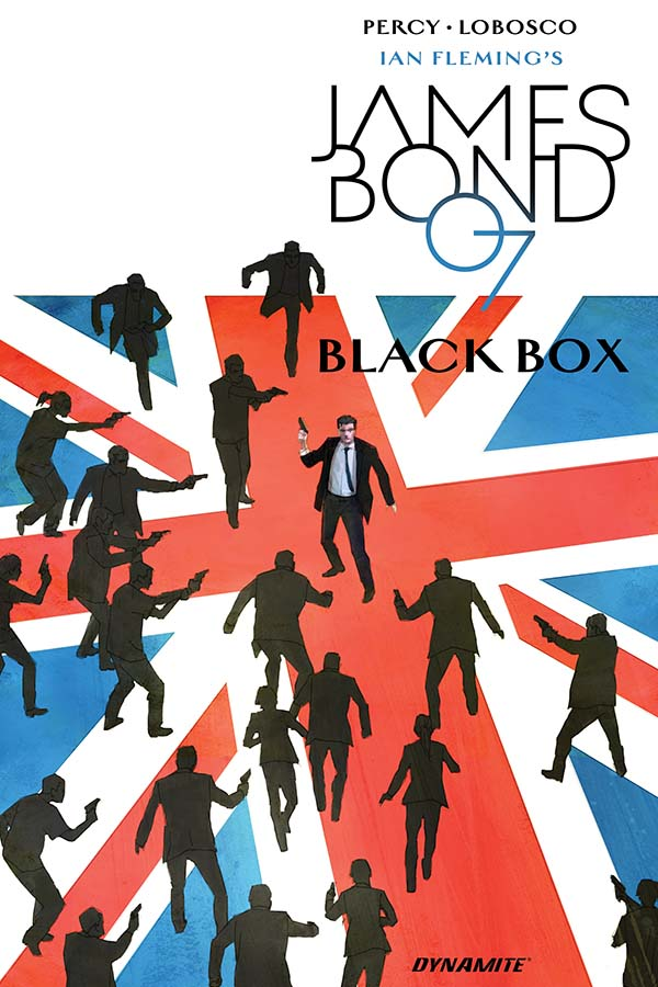 James Bond: Black Box HC