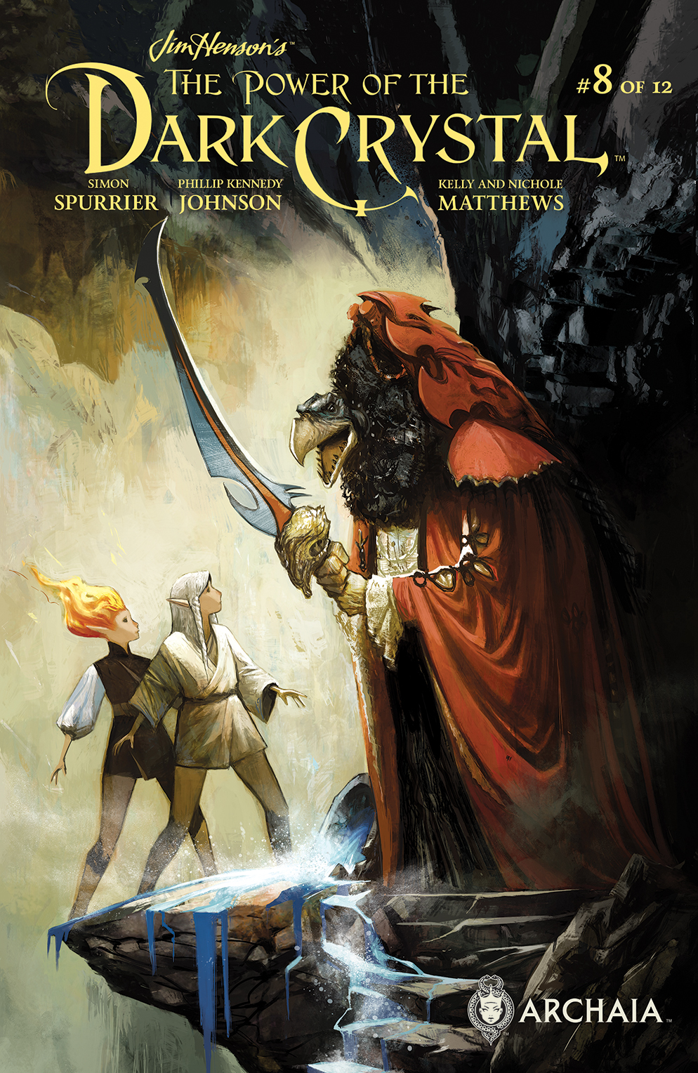 Power of the Dark Crystal #8 (of 12)
