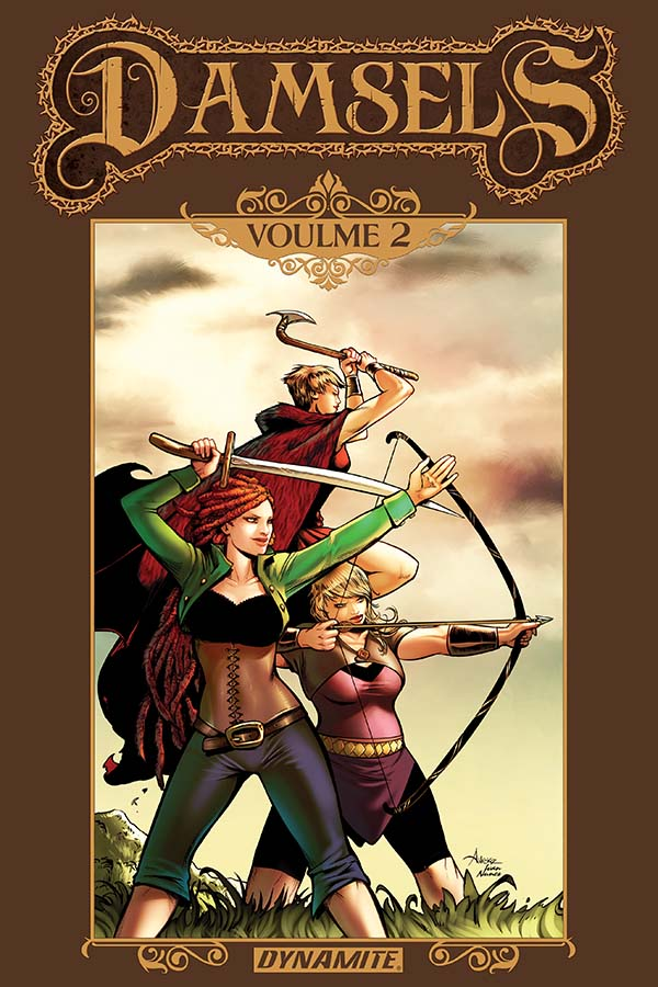 Damsels Vol. 2 TP