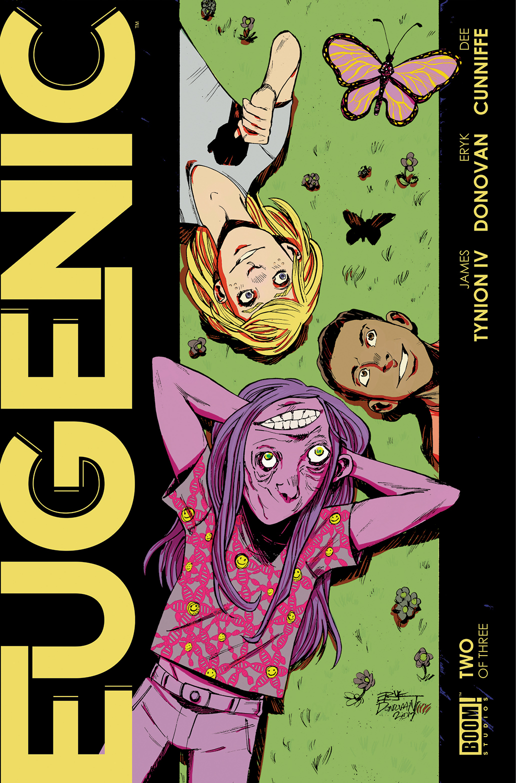 Eugenic #2 (of 3)