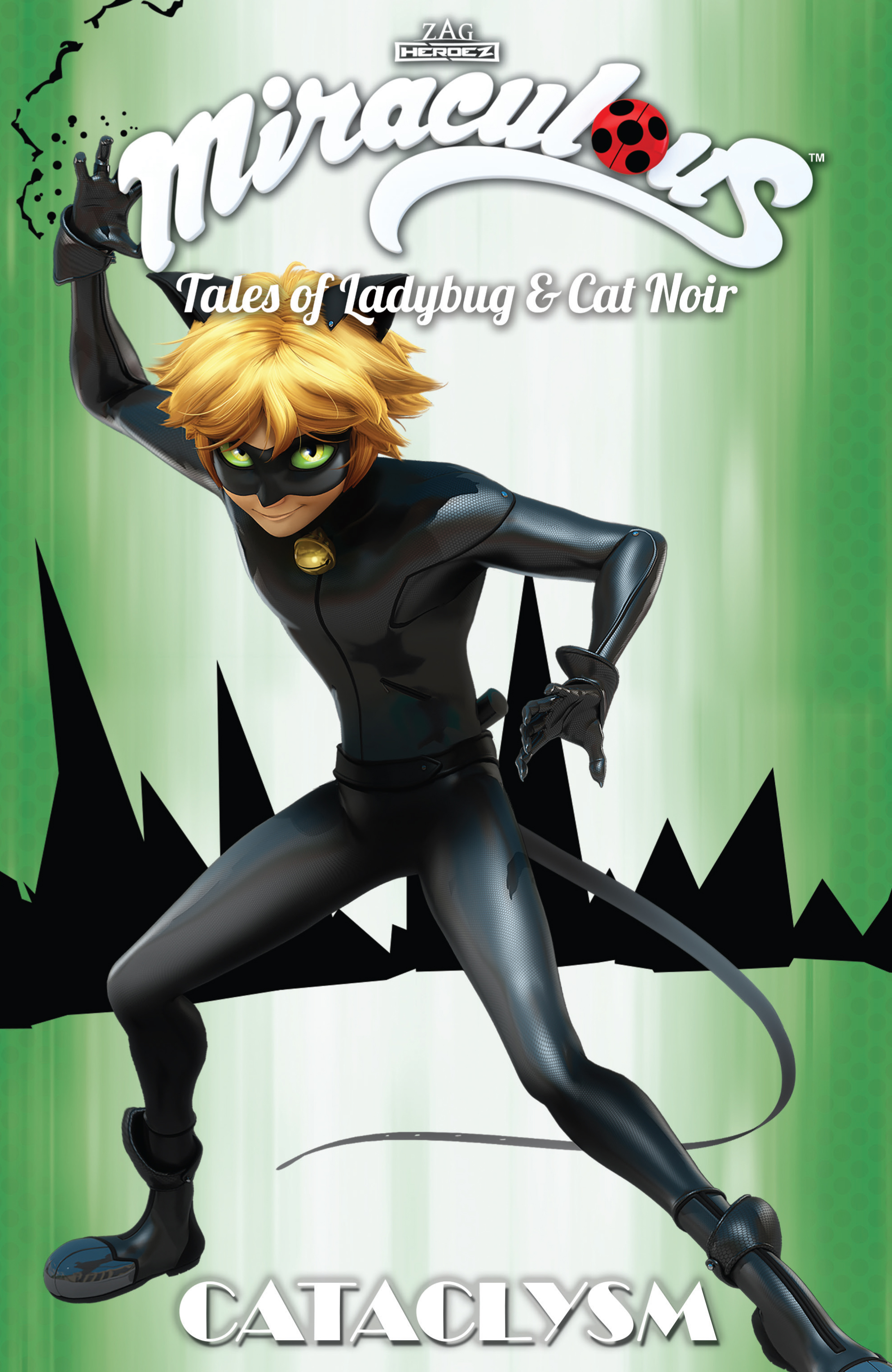 MIRACULOUS VOLUME 6 CATACLYSM