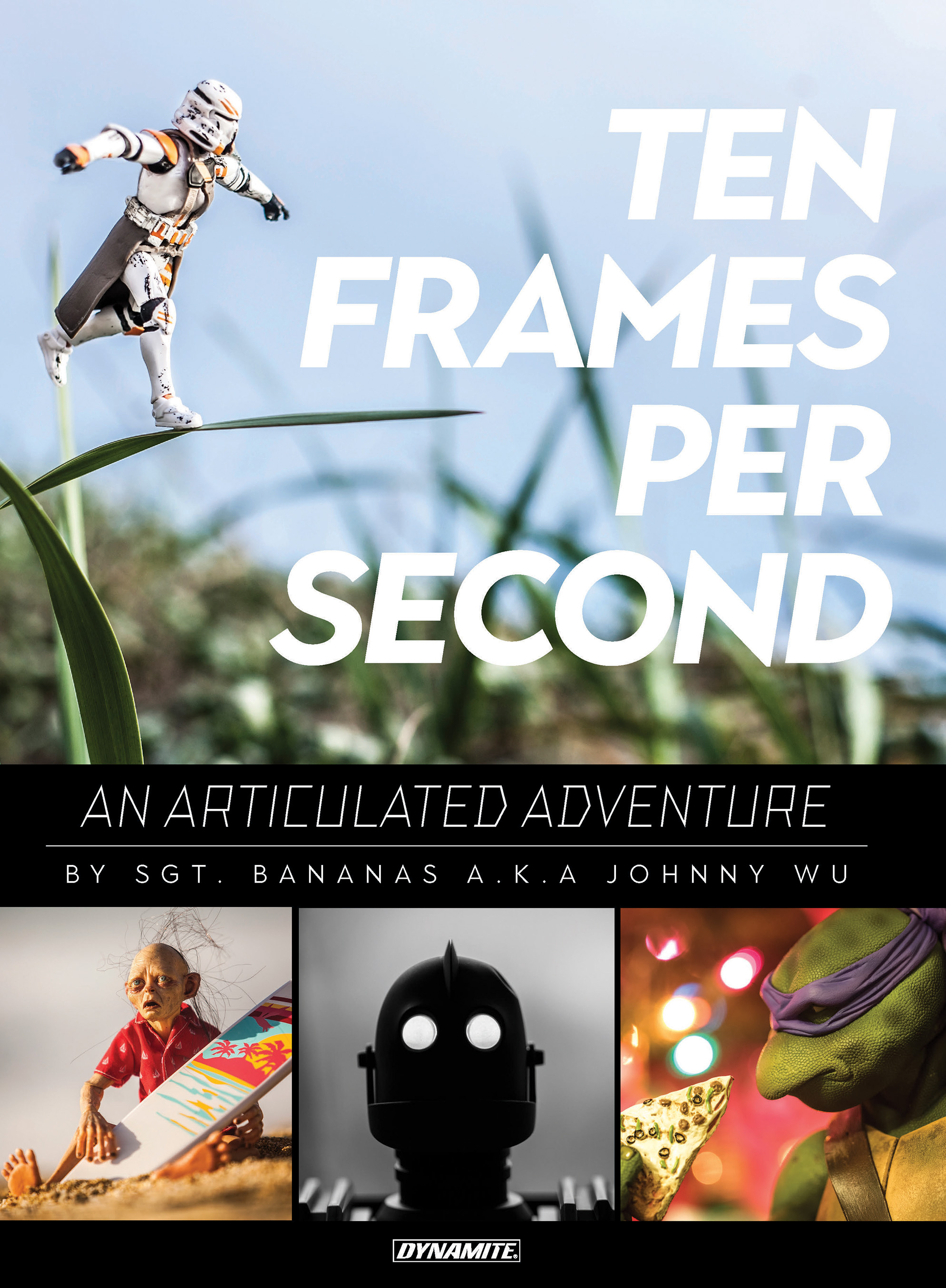 10 Frames Per Second: An Articulated Adventure HC