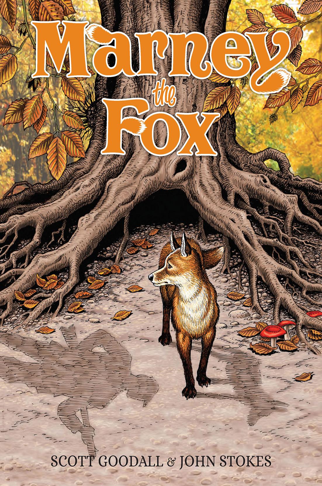 MARNEY THE FOX (UK)
