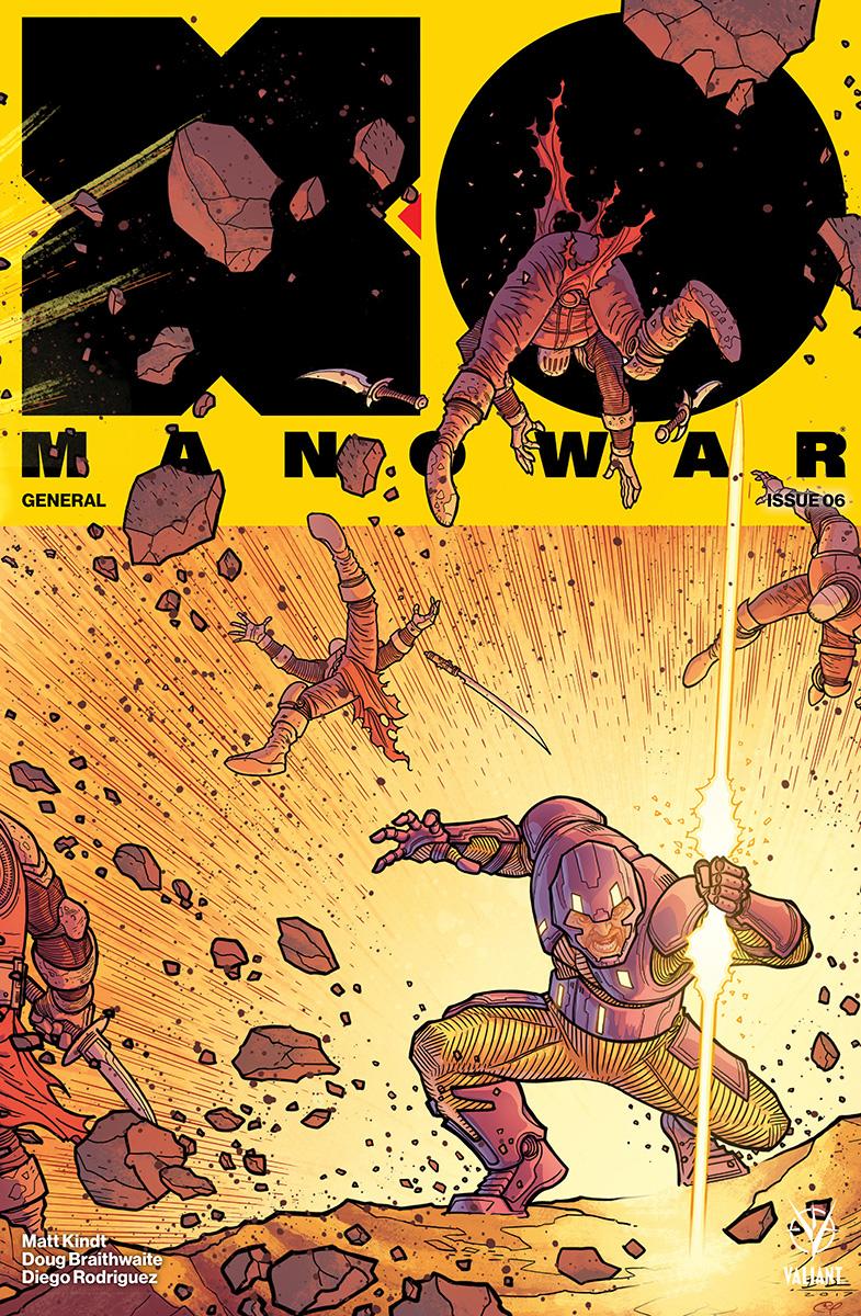 X-O MANOWAR (2017) #6
