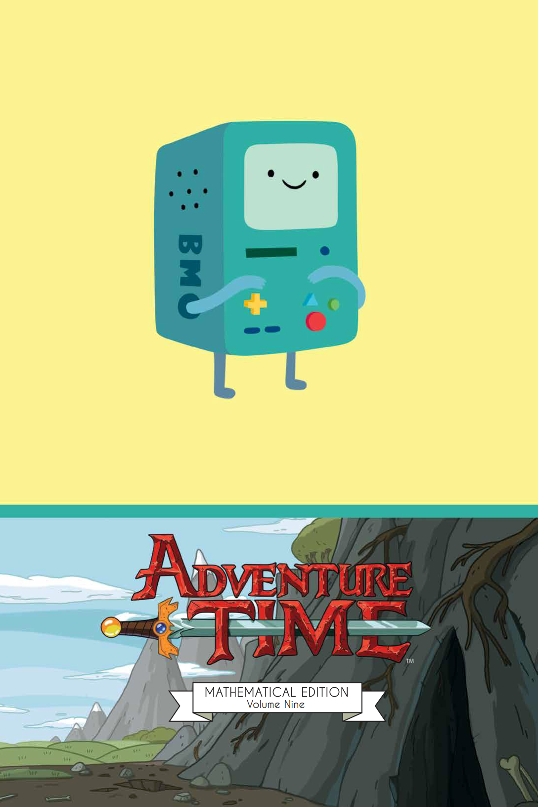 Adventure Time Vol. 9 Mathematical HC