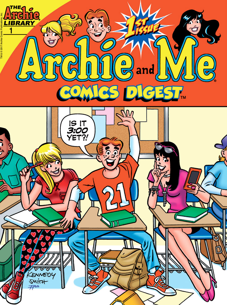 ALL-NEW CLASSIC ARCHIE: YOUR PAL ARCHIE #3