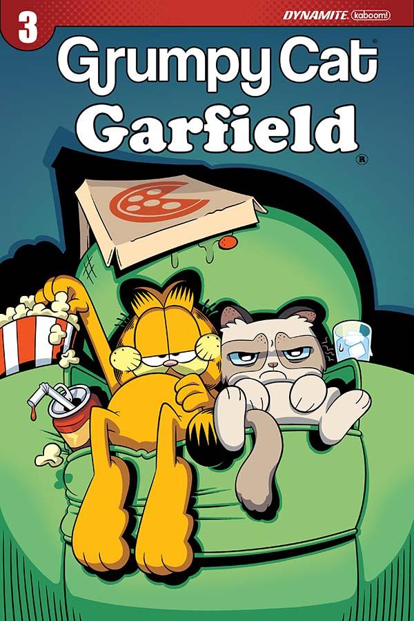 Grumpy Cat / Garfield #3