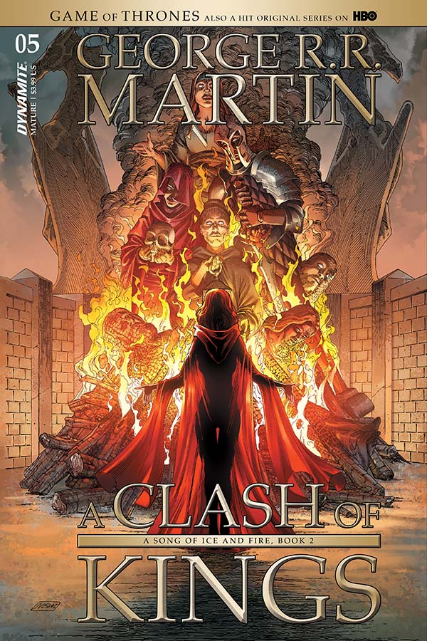 George R. R. Martin's Clash of Kings #5