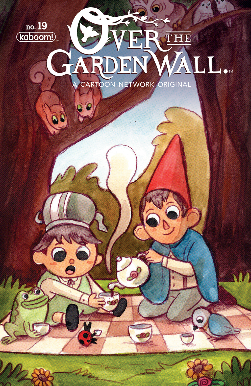 Over the Garden Wall #19