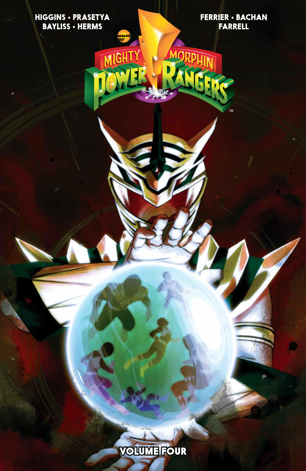 Mighty Morphin Power Rangers Vol. 4 SC