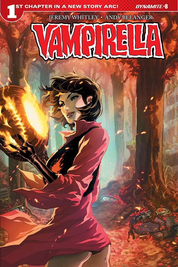 Vampirella Vol. 4 #8