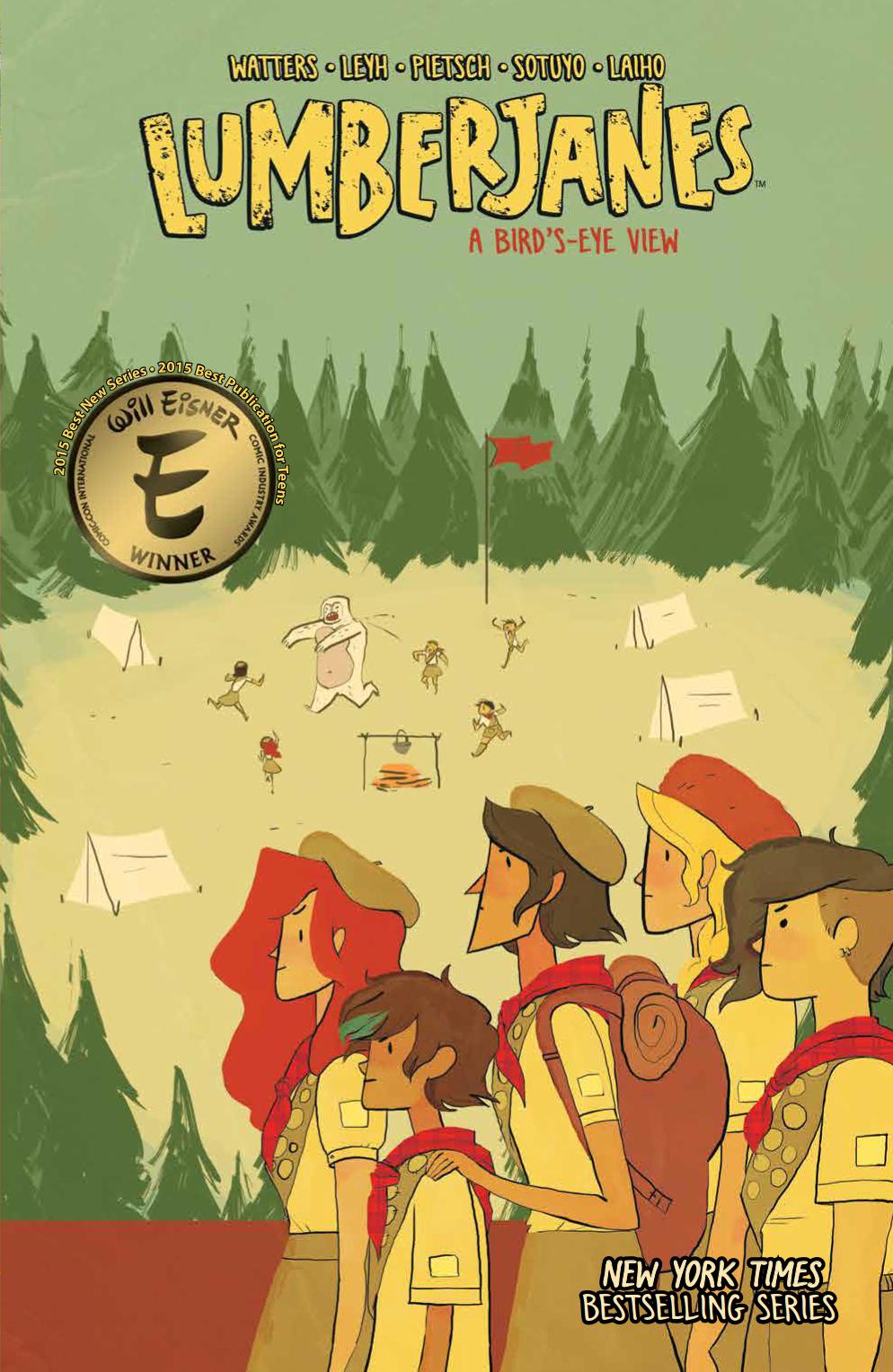 Lumberjanes Vol. 7 SC