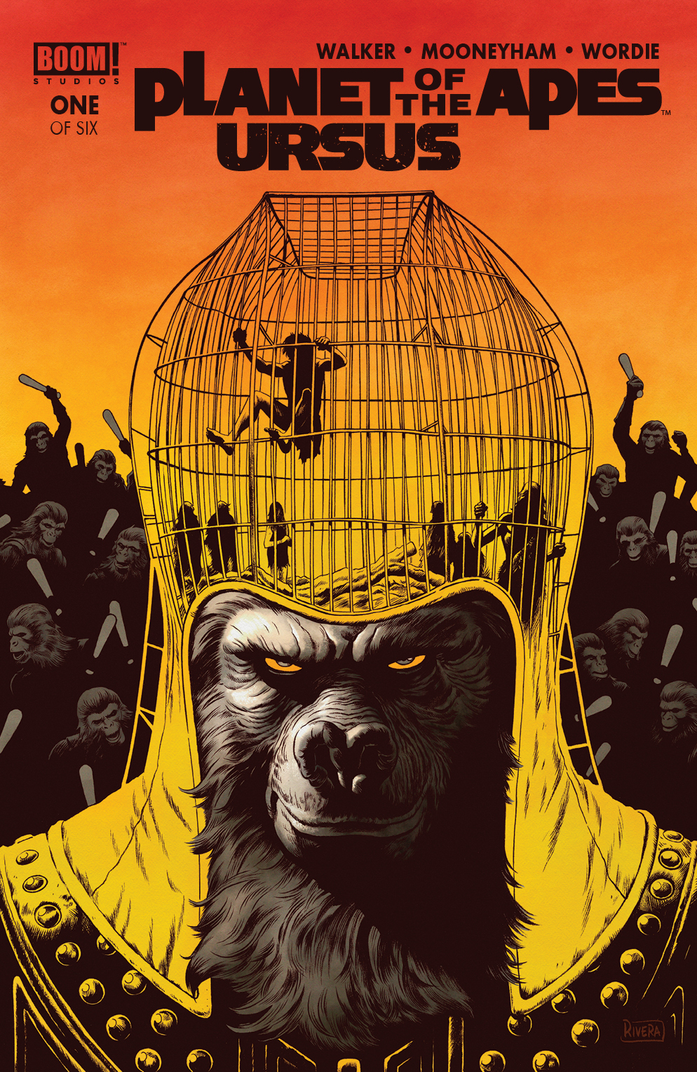 Planet Of The Apes: Ursus #1 (of 6)