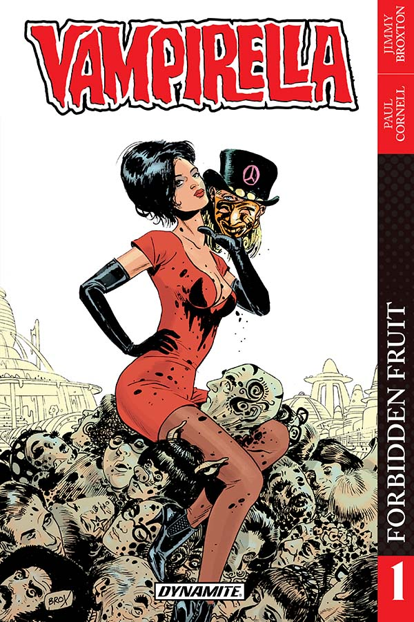 Vampirella Vol. 1: Forbidden Fruit TP