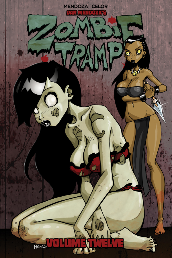 ZOMBIE TRAMP VOLUME 12